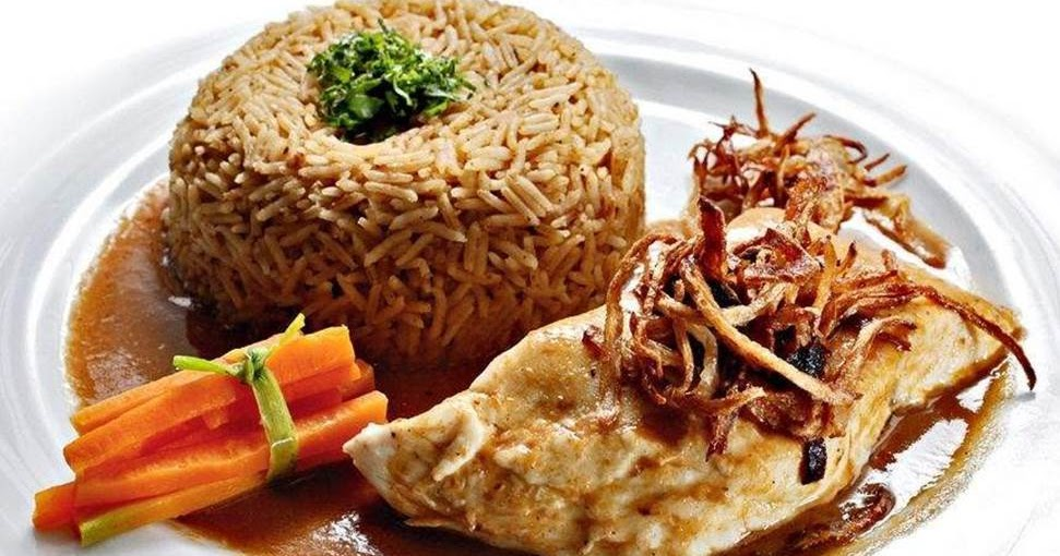 Lebanese sayediyeh fish and rice recipe lebanese recipes for Rice recipes to go with fish