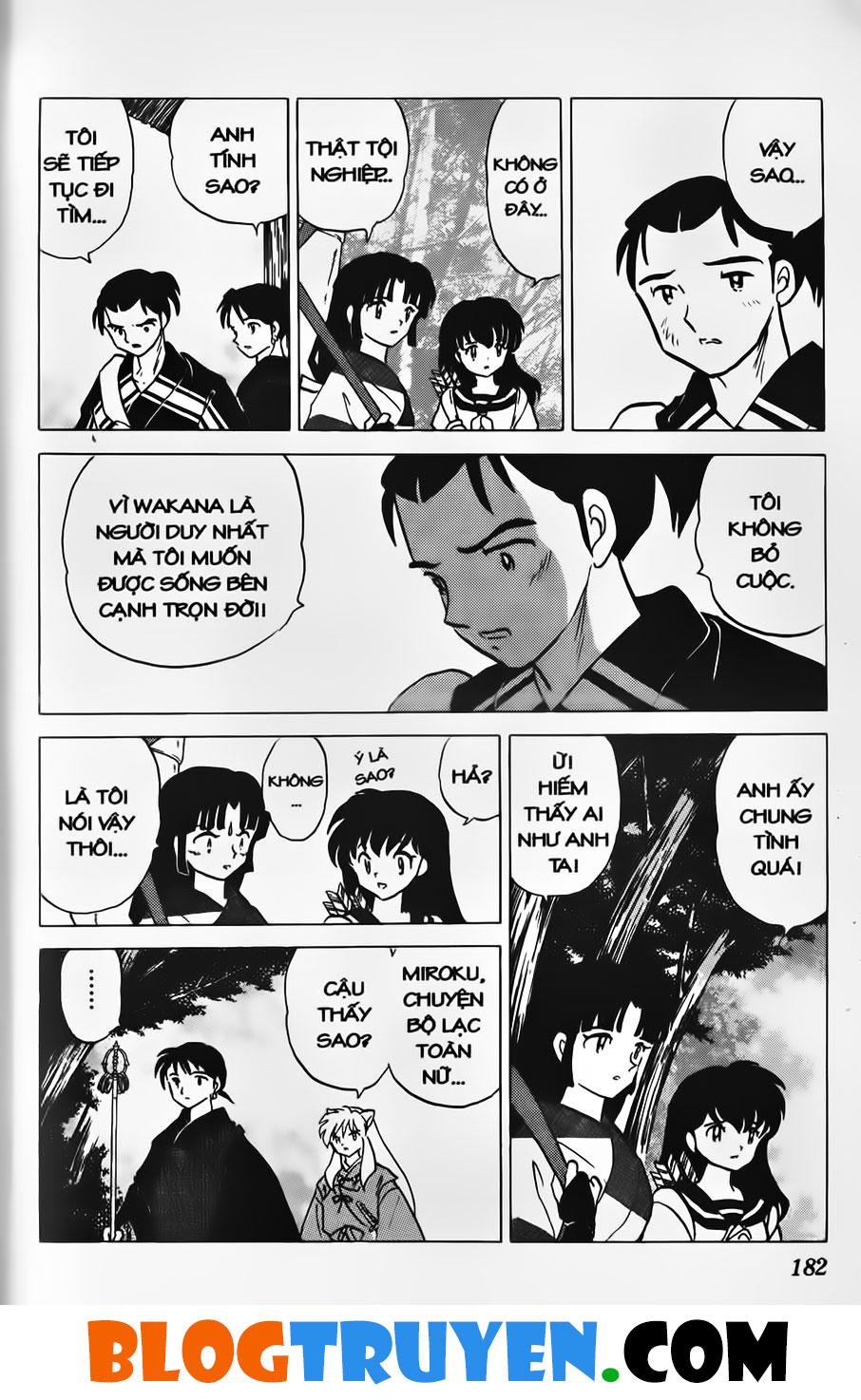 Inuyasha vol 29.10 trang 15