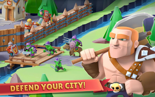 Game of Warriors APK MOD