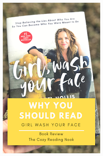 Book review of Girl, Wash Your Face - why you should read it!