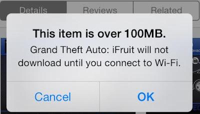 download lebih dari 100mb tanpa wifi dengan cara yang mudah