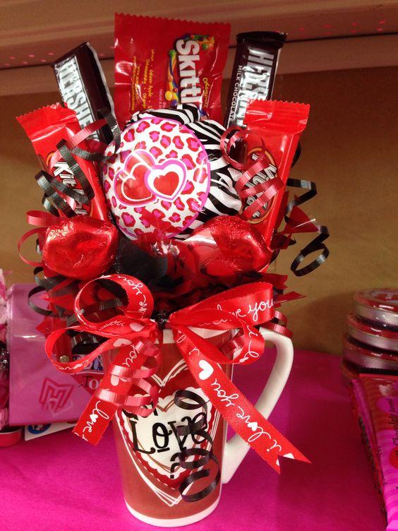 6 ideas bonitas de regalos en tazas para san valent n for Decoracion con tazas de cafe