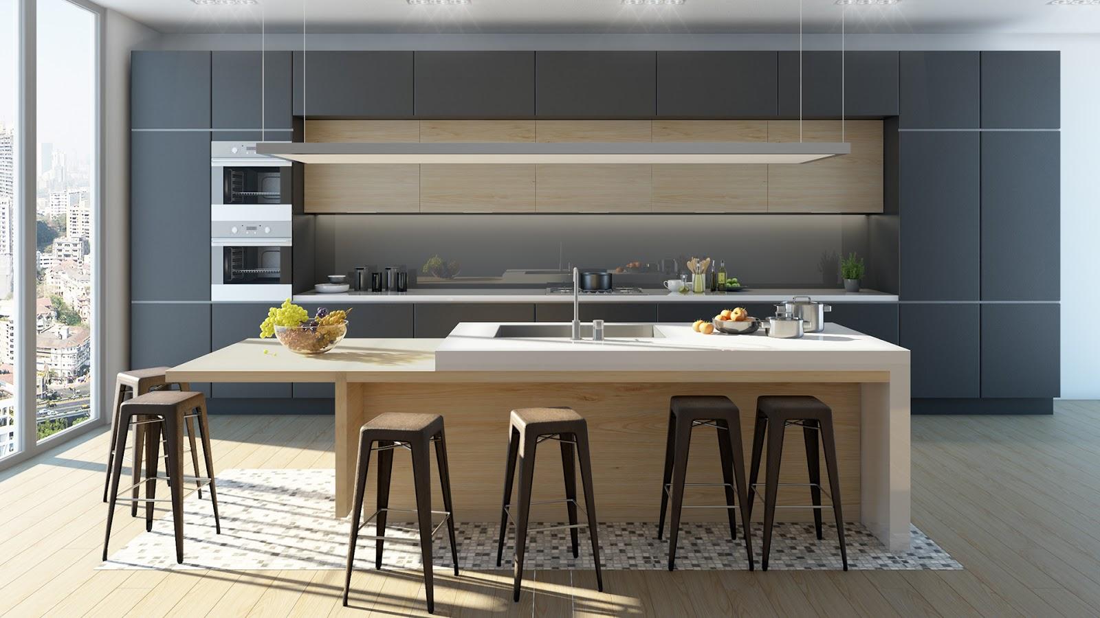 Gemütlich Bilder Modulare Küche Design Bilder - Küchenschrank Ideen ...