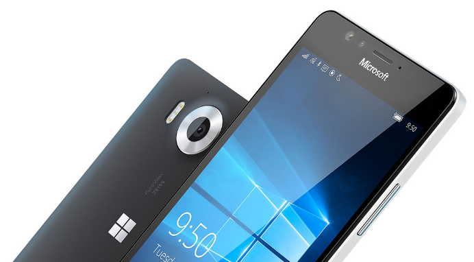 Lumia 950 Competes all dual sim phones