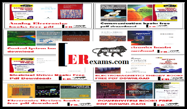 All Electrical And Electronics Engineering Books By