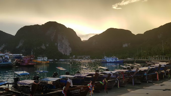 Koh Phi Phi diary and tips on what to do