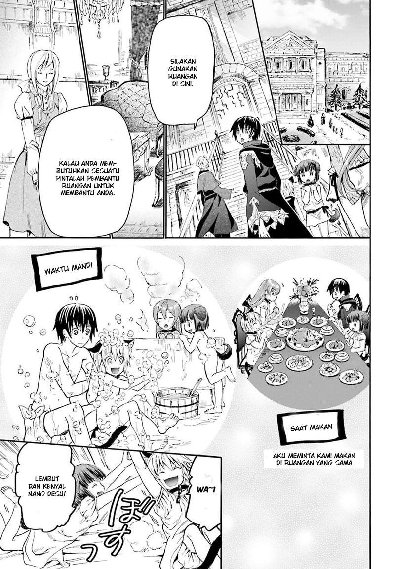 Baca Manga Death March Chapter 12 Bahasa Indonesia