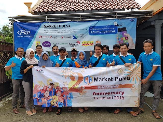 Keuntungan Membeli Pulsa Online  - Market Pulsa