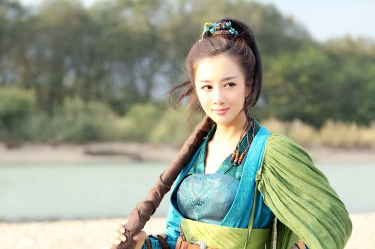 Li Yi Xiao Hot Beautiful Famous Chinese Actress