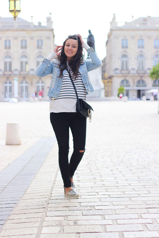 Sur Notre Belle Place Les Tendances By Marina Blog Mode
