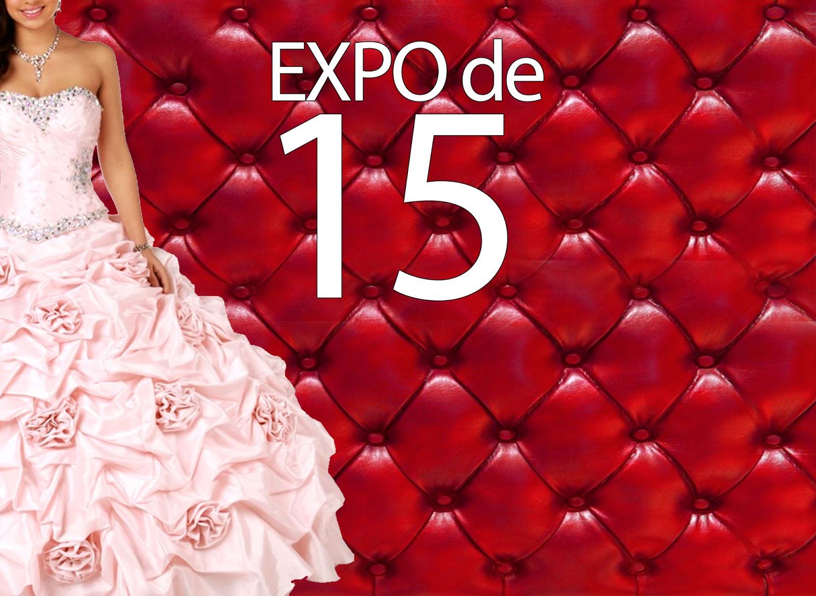 expo mis xv wtc mexiquense