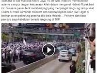 (VIDEO) HEBOH! ini Keajaiban ALLAH Saat Pemeriksaan Habib Rizieq, Ahokers Dijamin Melongo