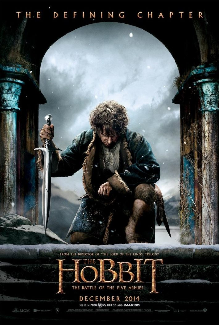 Poster 2: The Hobbit The Battle of the Five Armies