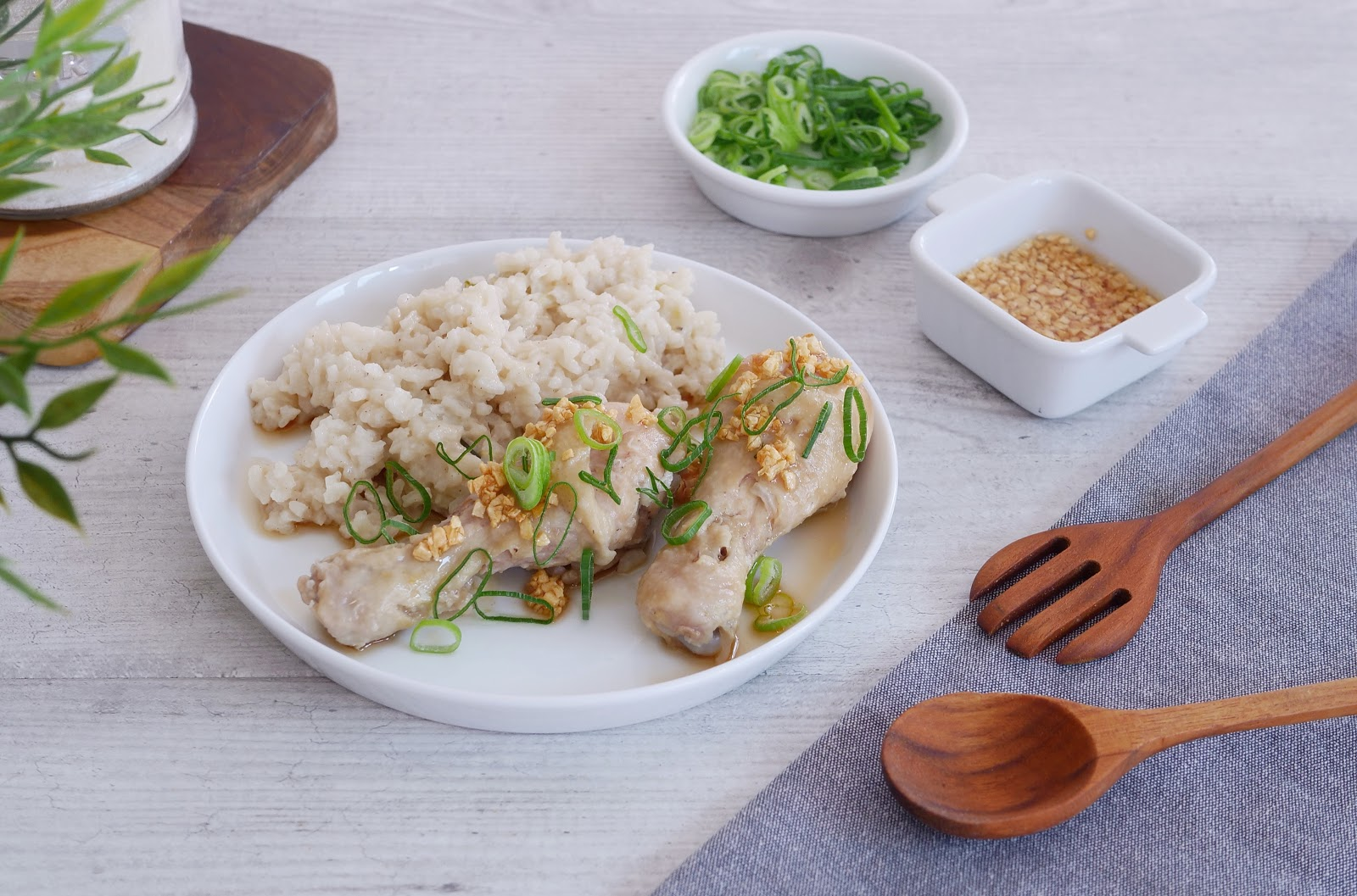 Resep One Pot Chicken Rice Asian Style Recipe