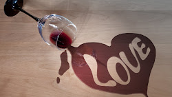 Creative Art: Wine & Love Public Domain