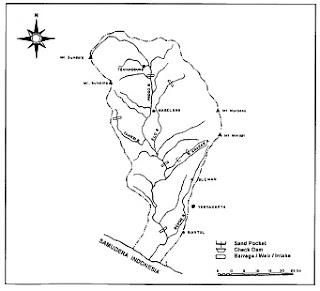 konflik bantaran sungai
