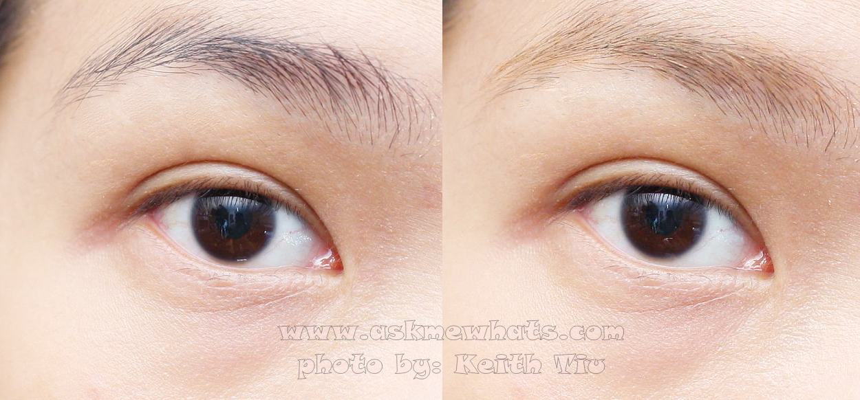 2db7b8fdf6b Even on clients, I enjoy using the lightest brow mascara and adjust as I  move along! Shade: Red Brown