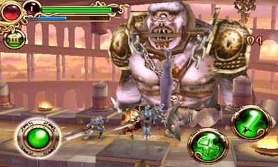 Hero of Sparta screenshot 2