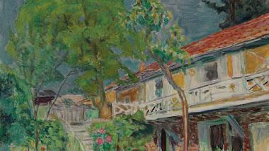 Bonnard en su jardín salvaje y la exaltación del color