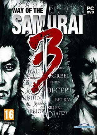 Way of the Samurai 3 Download for PC