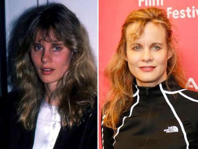O antes e o depois dos melhores atores de filmes de Hollywood dos anos 80