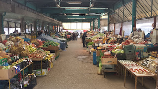Local Produce, Yambol, Fruit and Vegetable, Bazaar,