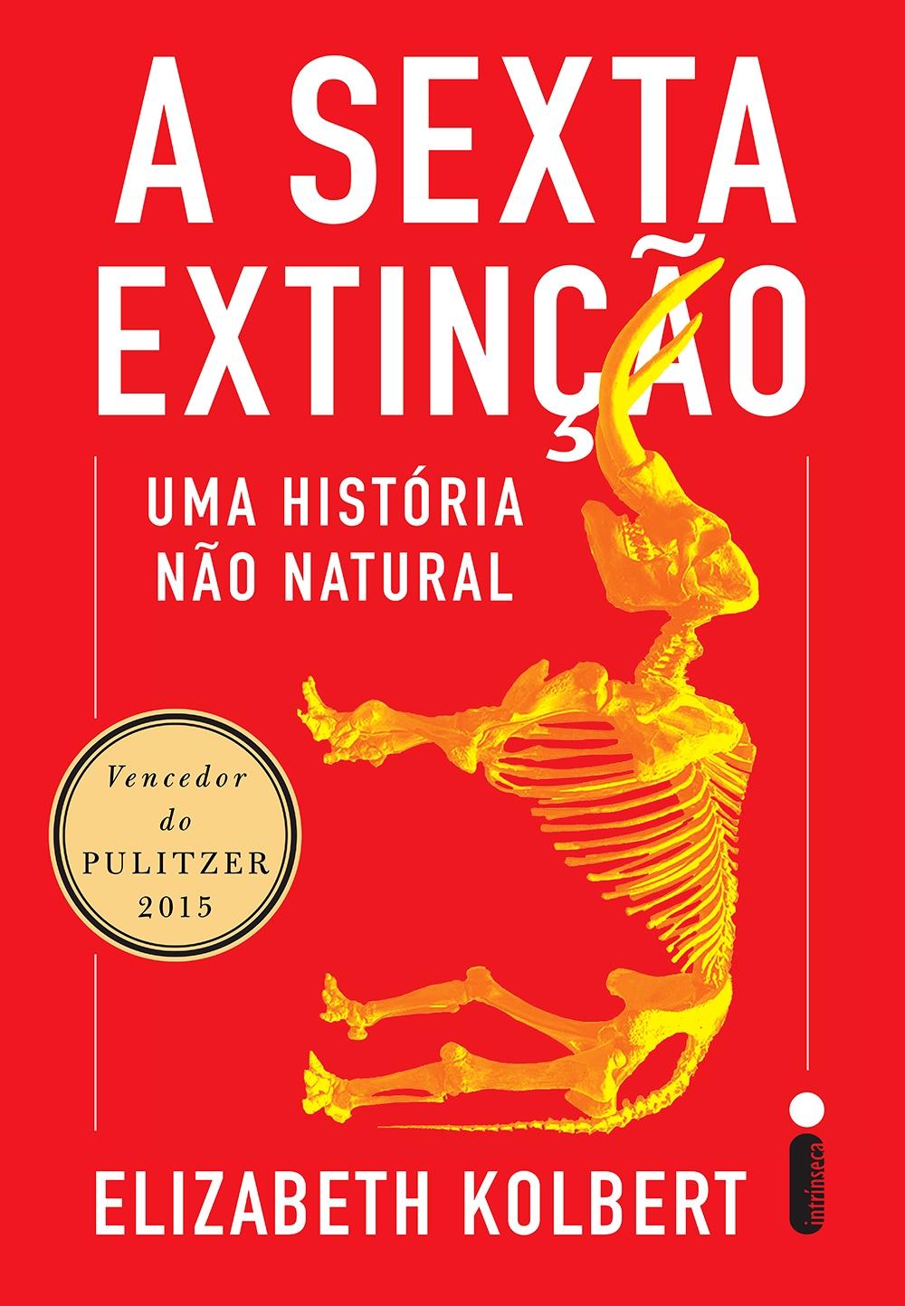 A Sexta Extinção Capa