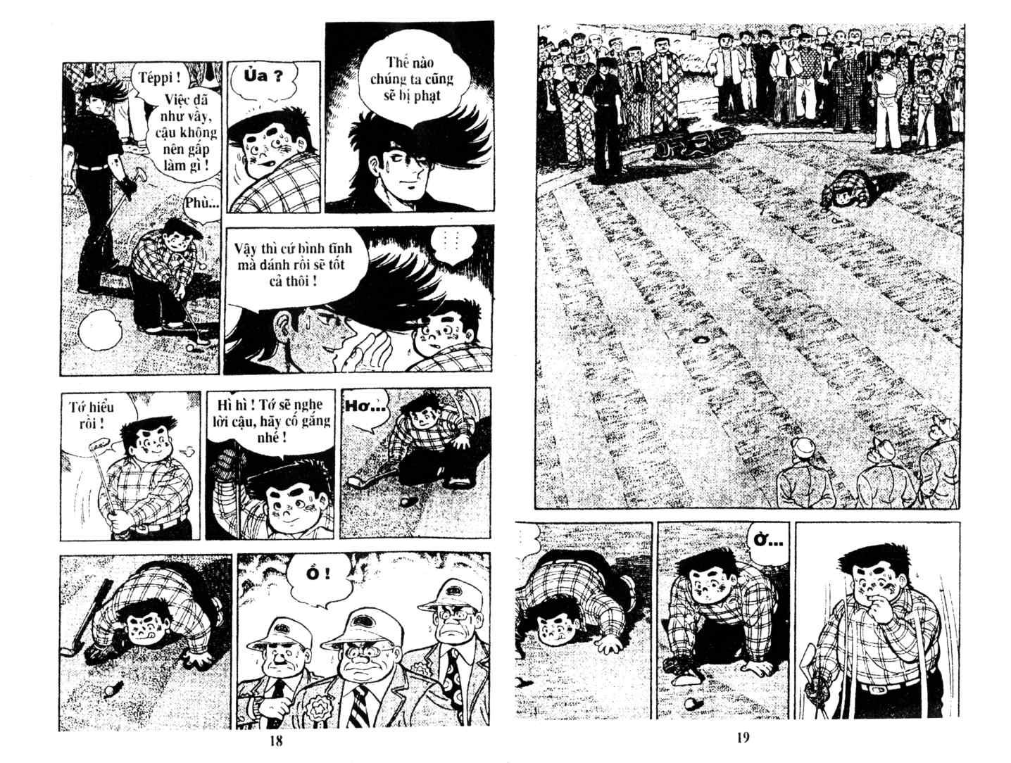 Ashita Tenki ni Naare chapter 9 trang 8