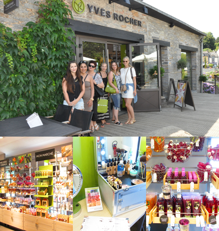 Yves Rocher Store La Gacilly France