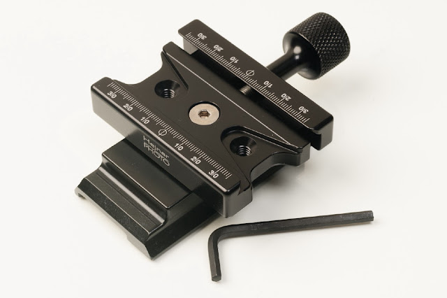 Hejnar PHOTO Manfrotto M577 Arca Compatible Conversion set