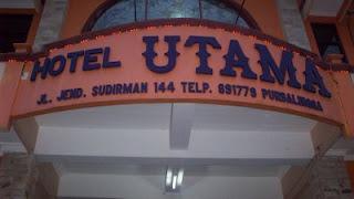 hotel utama purbalingga