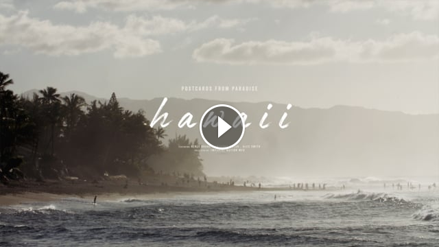IM POSTCARDS FROM PARADISE HAWAII