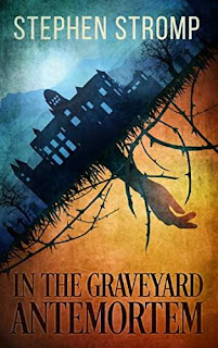 In the Graveyard Antemortem - a mystery/suspense novel with a healthy dash of horror by Stephen Stromp