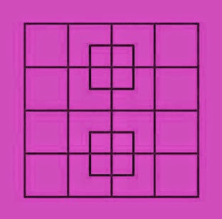 Count The Number Of Squares Puzzle