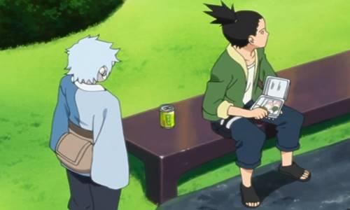 Screenshots Boruto Naruto Next Generations Episode 09 'Mitzuki and Shikamaru Nara' Subtitle English Indonesia MKV Userscloud Google Drive www.uchiha-uzuma.com