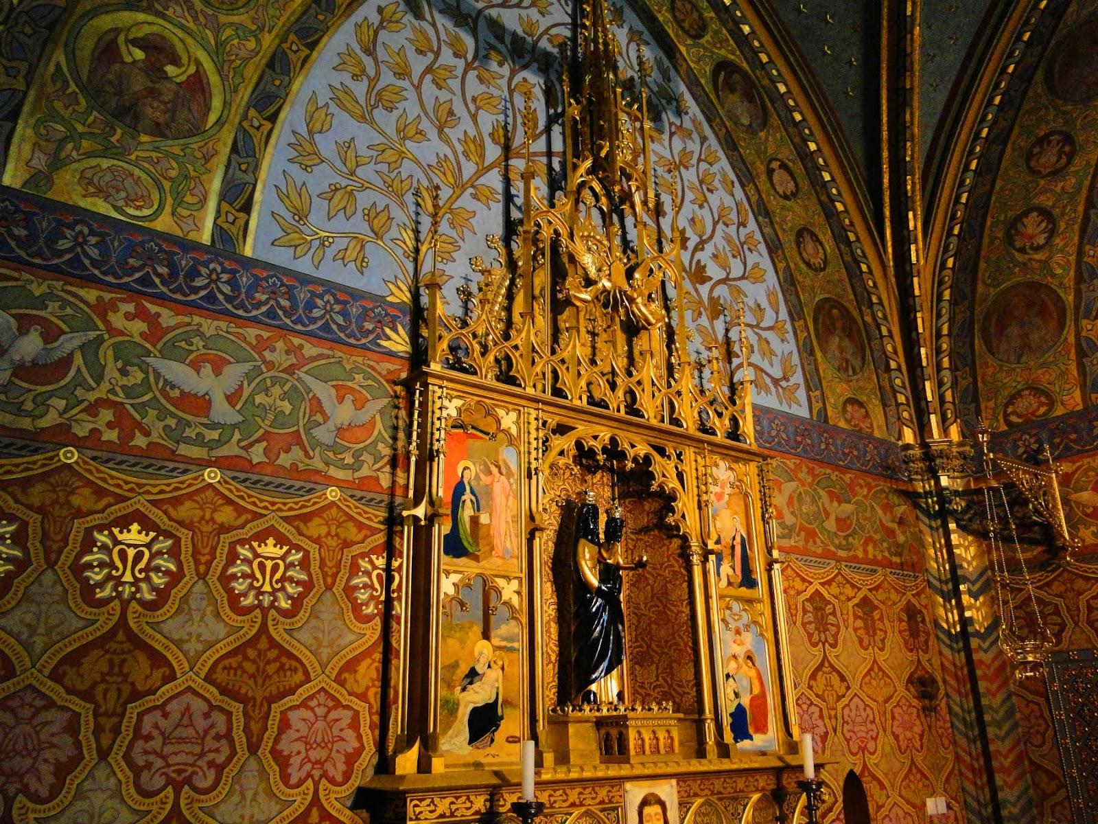 Igreja de Matias.