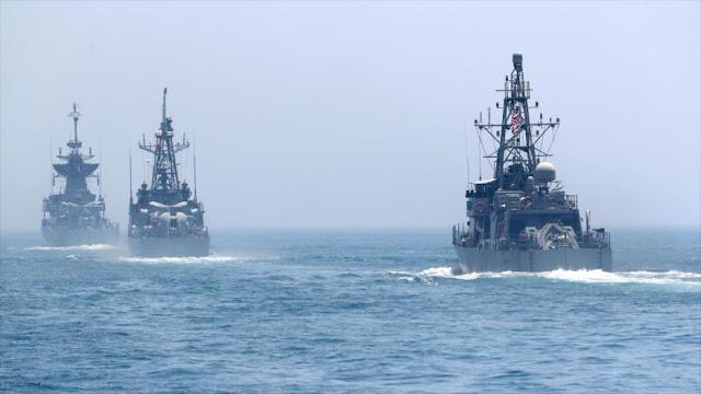 EEUU y Catar realizan maniobras en medio de tensiones con vecinos