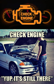 5 Punca utama amaran lampu 'Periksa Enjin' anda menyala