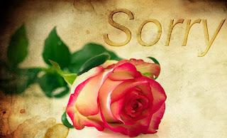 Özür mesajları
