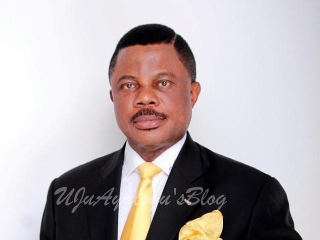 2017: Anambra monarch joins gov race