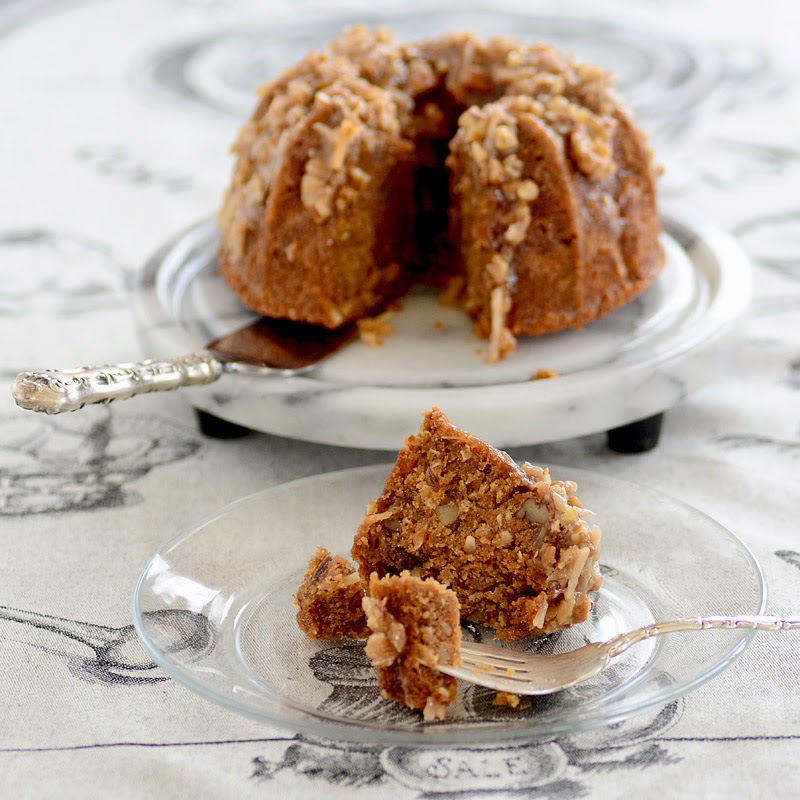 Biscoff Coffee Cake Recipe
