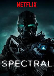 Spectral - HDRip Dual Áudio