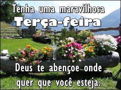 Imagens de Bom dia Terça-Feira para Facebook