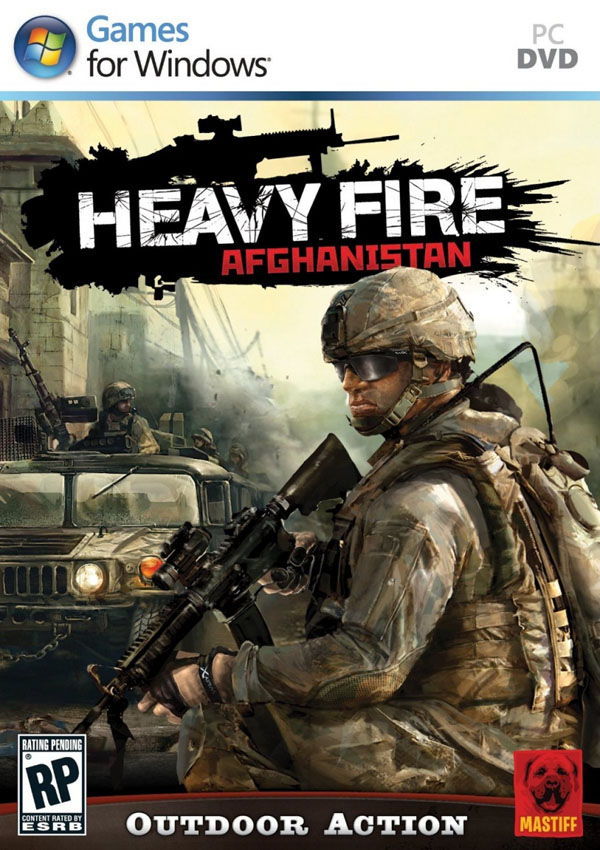 Heavy Fire Afghanistan Download Cover Free Game