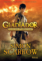 Resultado de imagem para gladiador box simon scarrow brasil