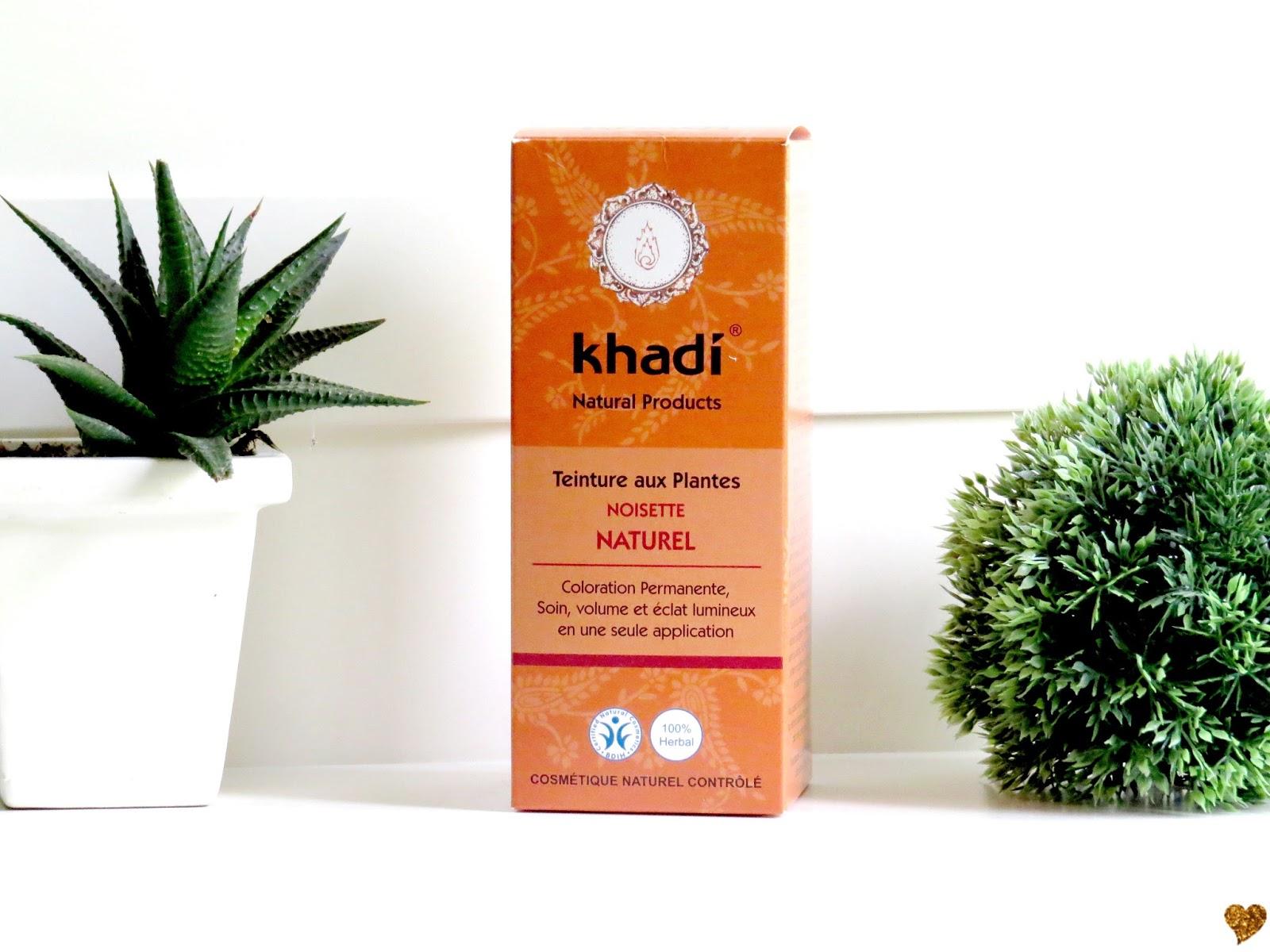 des cheveux au naturel avec la coloration vgtale de khadi - Coloration Vgtale Khadi