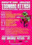 TEENAGE ATTACK FESTIVAL !