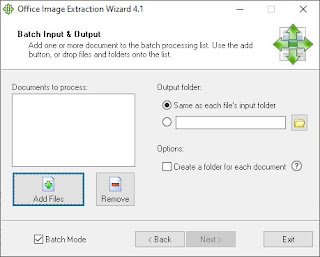 Office Image Extraction Wizard
