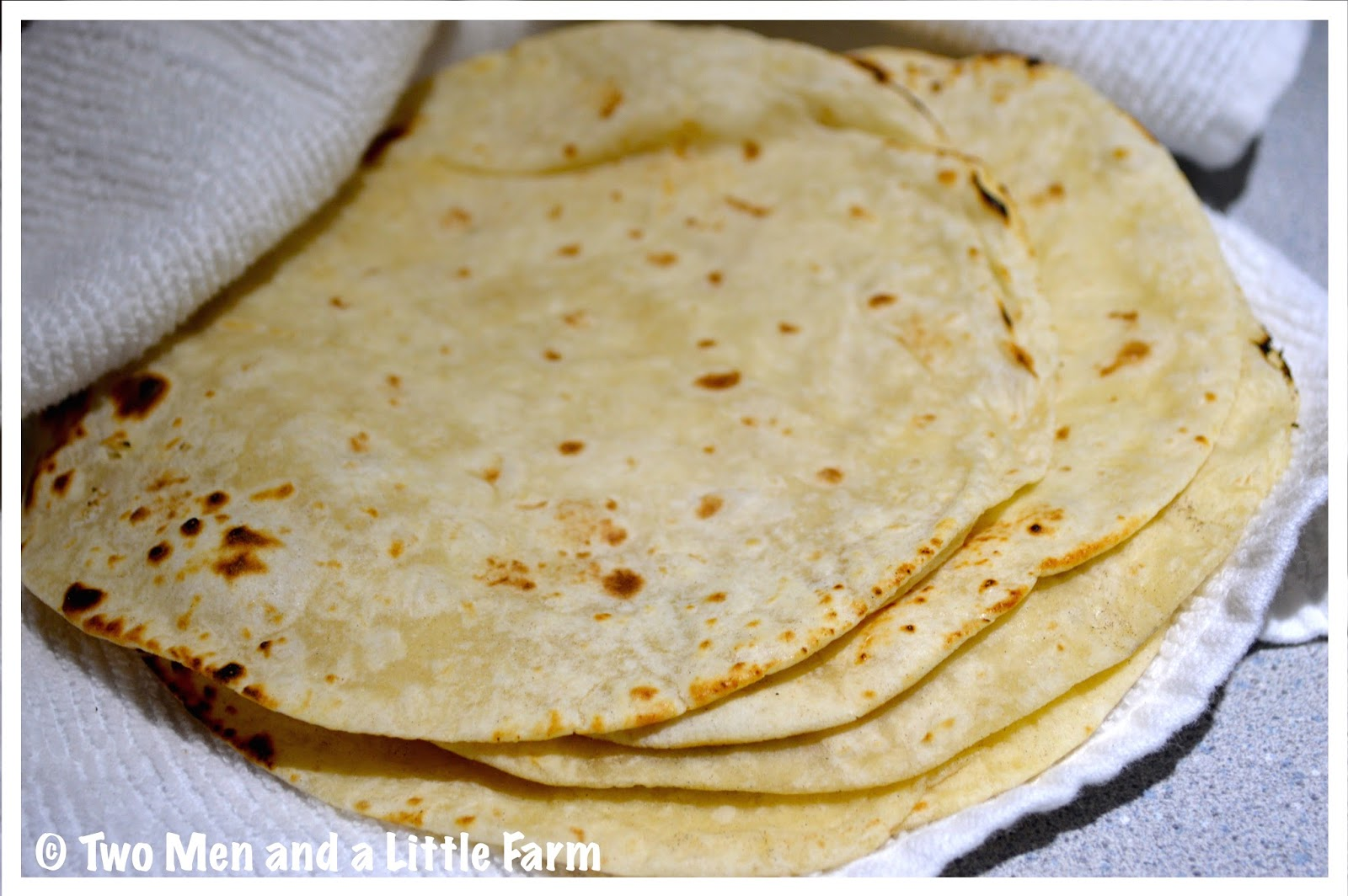 Two Men and a Little Farm: BREAKFAST TACOS RECIPE