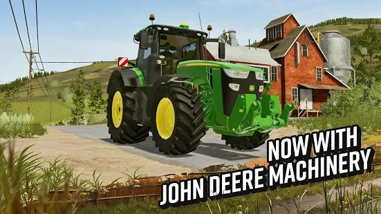 Farming simulator 20 Apk Mod Free on Android Game Download